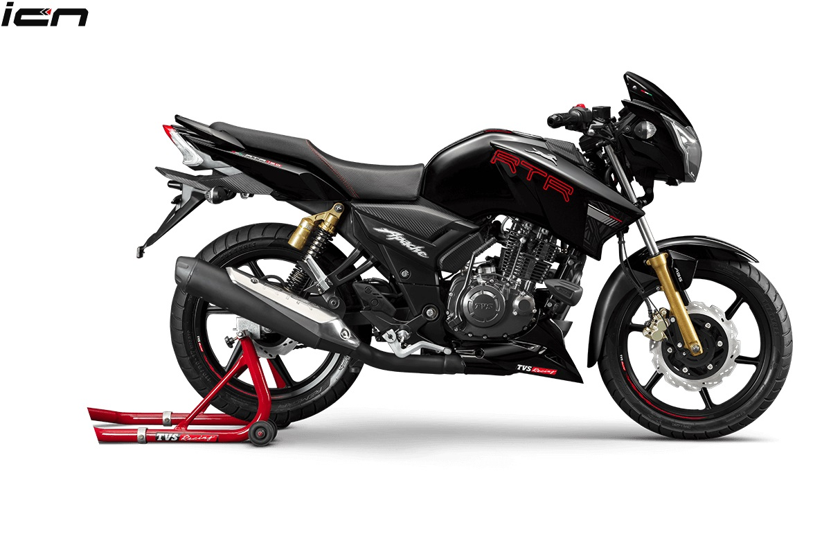 2020 TVS Apache 180 BS6 Model Launch Price is Rs 1.01 Lakh