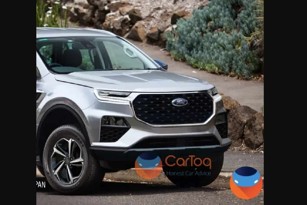 2021 Ford Endeavour Rendered Based On New Spy Pictures