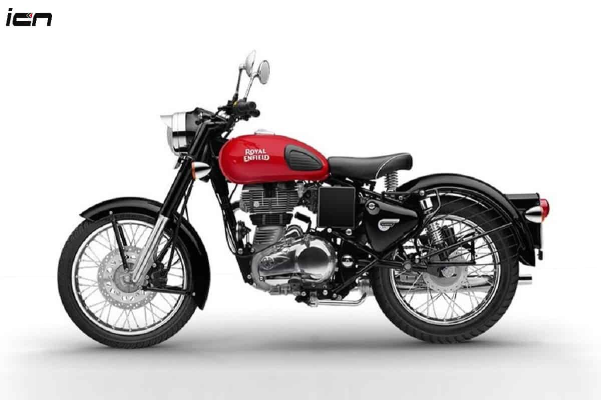 BS6 Royal Enfield Classic 350 Single-channel ABS