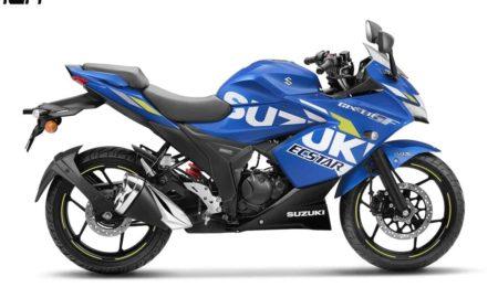 BS6 Suzuki Gixxer SF MotoGP Edition
