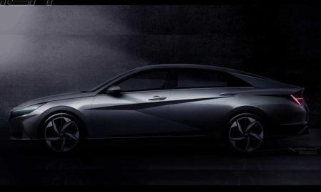 Hyundai Elantra 2021 Teased