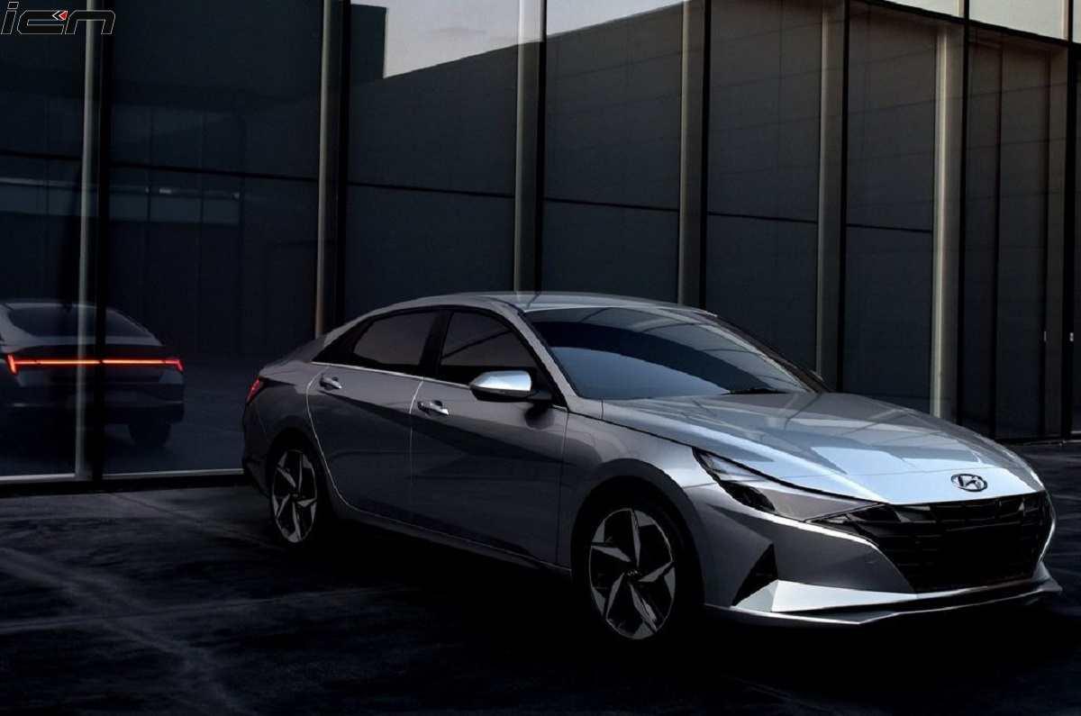 Release Hyundai Elantra 2021 India