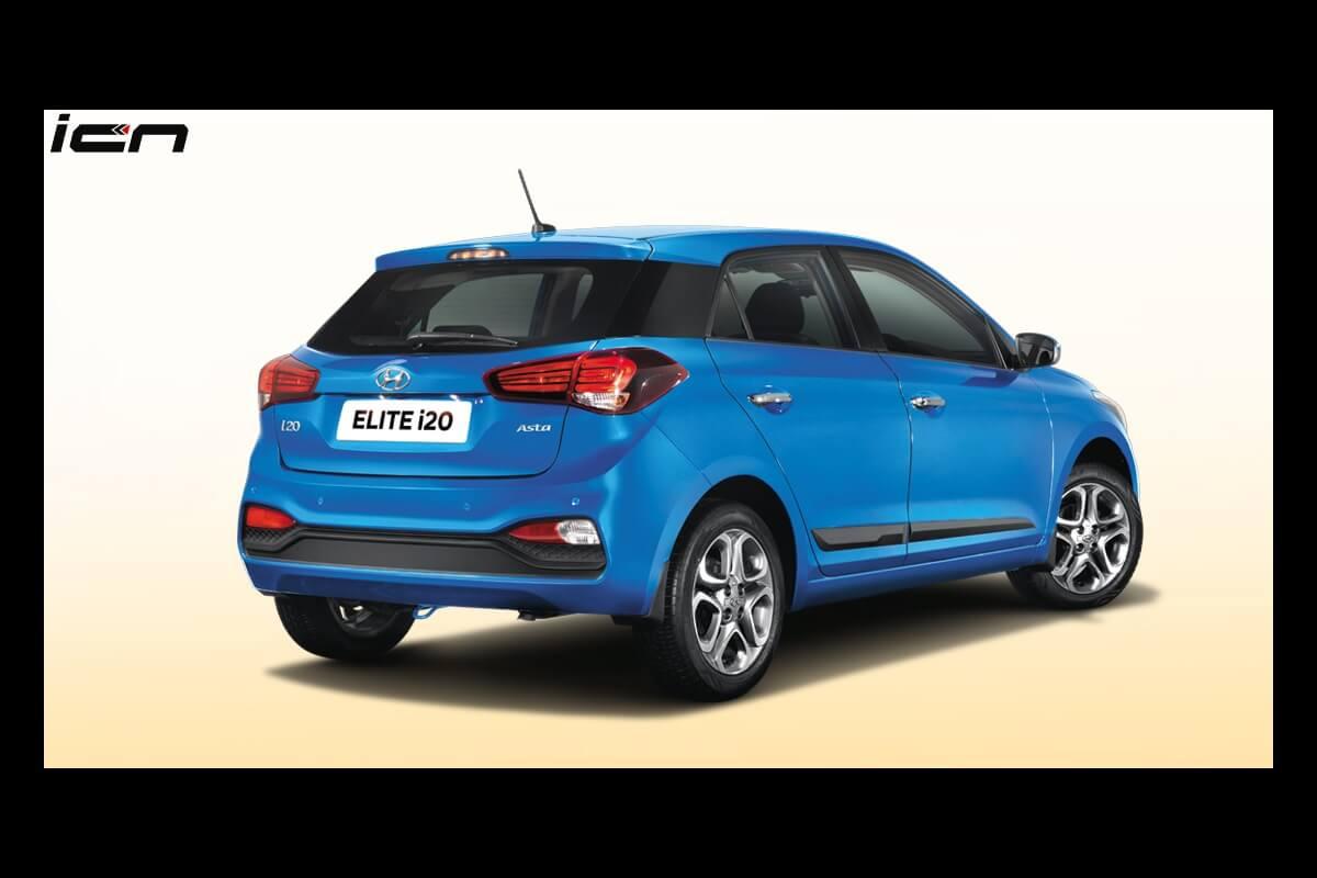 Hyundai Elite i20 BS6