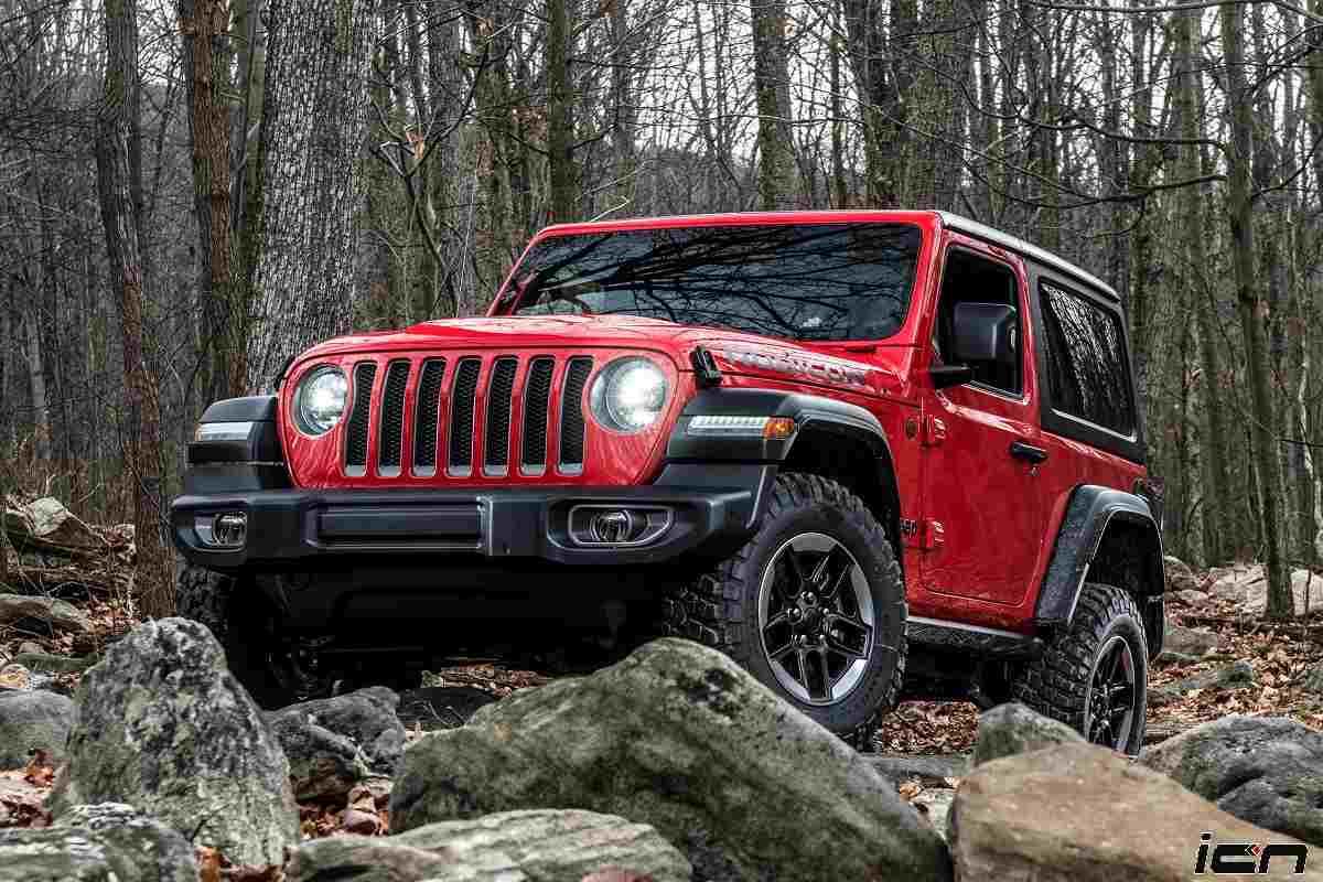 Jeep Wrangler Rubicon Price