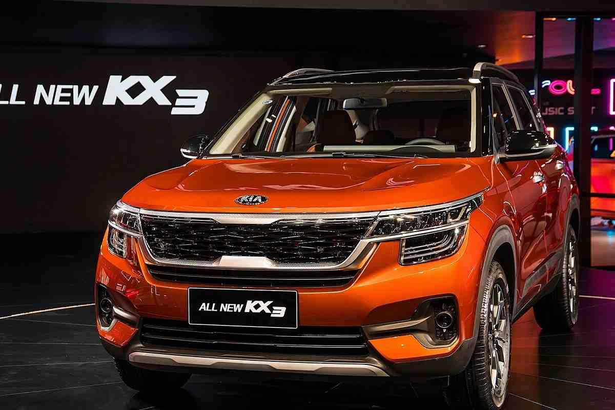 Kia Seltos 7-seater Model in The Works?