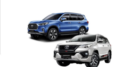 MG Gloster Vs Toyota Fortuner (1)