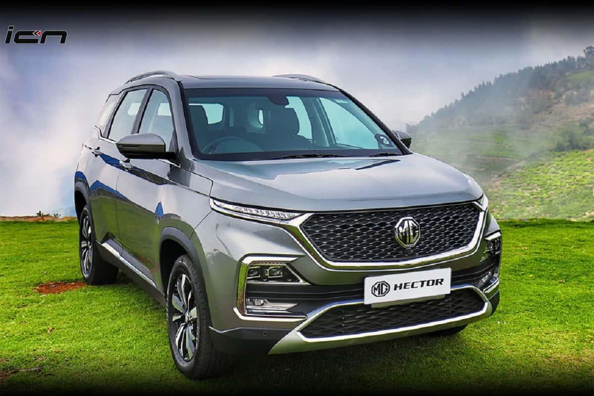 MG Hector Petrol Sales