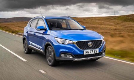 MG ZS Petrol India