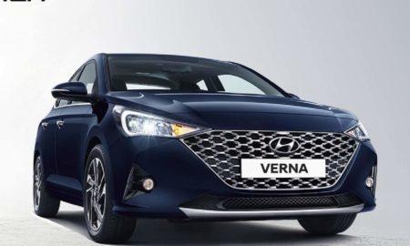 New Hyundai Verna 2020