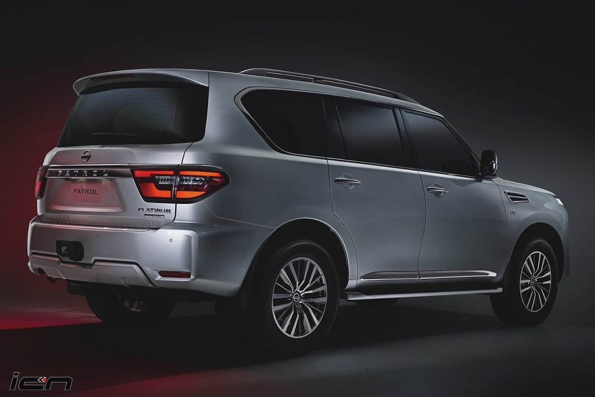 Nissan Patrol SUV Might Come To India