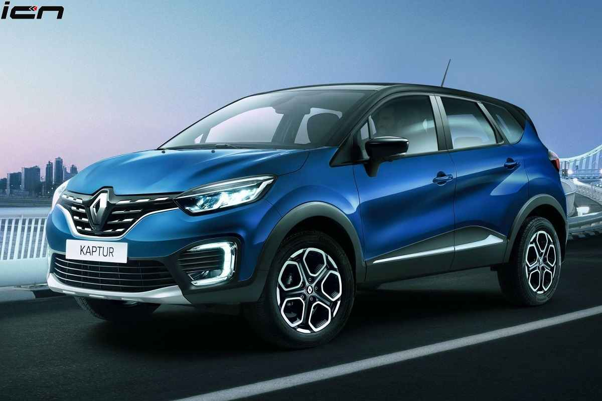 Renault Duster, Captur Facelift to Get 156bhp, 1.3L Petrol Engine