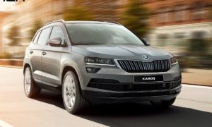 Skoda Karoq Bookings