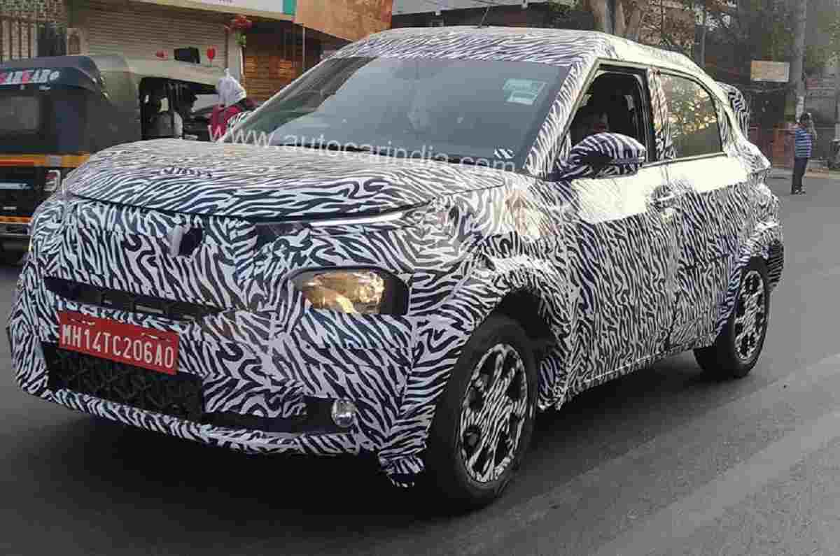 Tata HBX Micro SUV in Production Avatar Looks Similar to the Concept