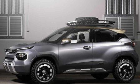 Tata HBX SUV Design