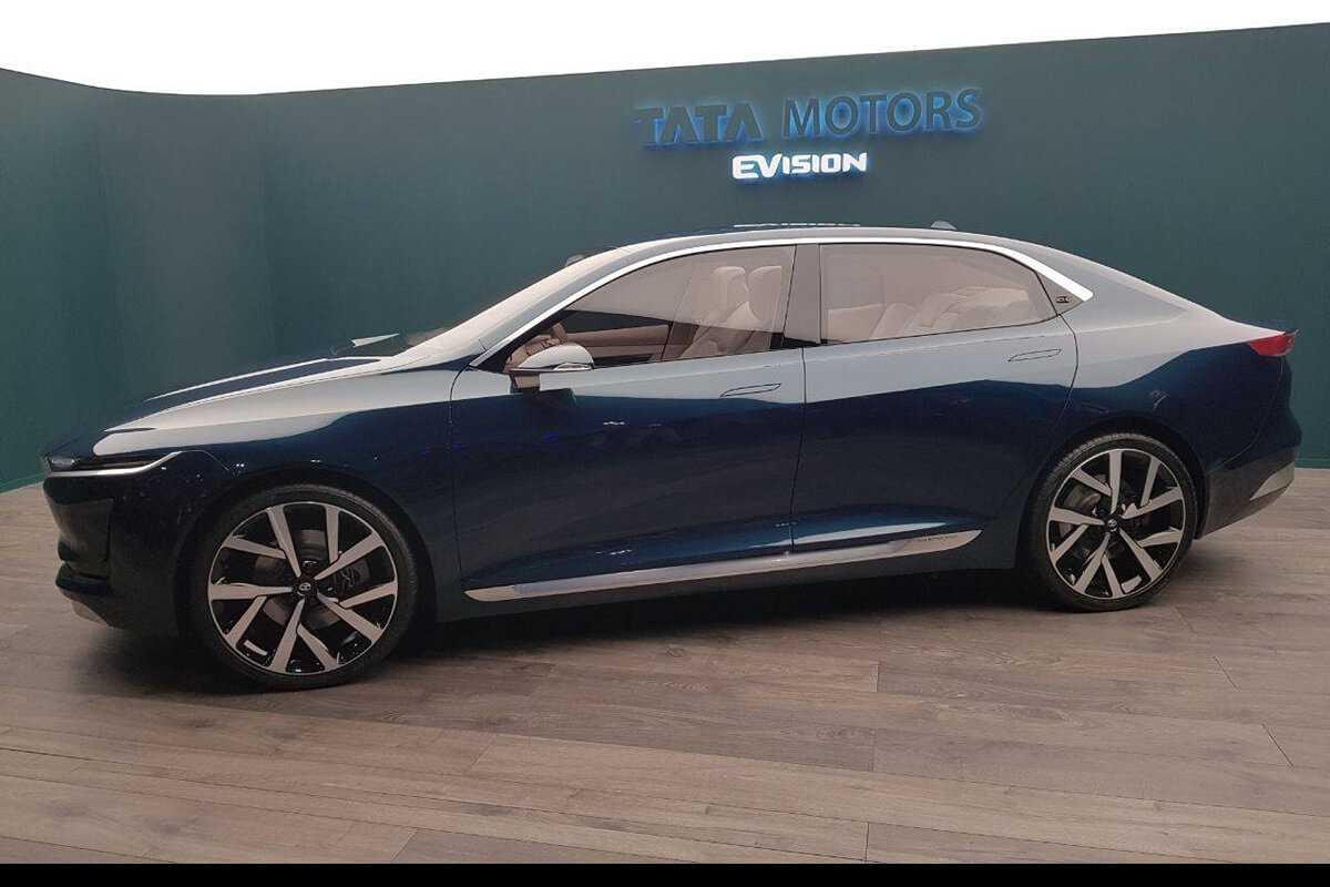 Tata Peregrin E-Vision