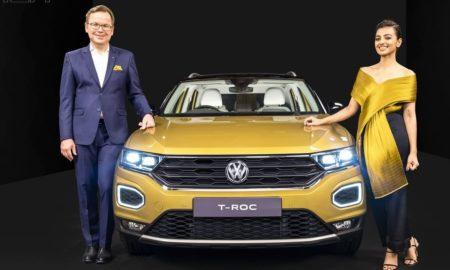 Volkswagen T-Roc Price