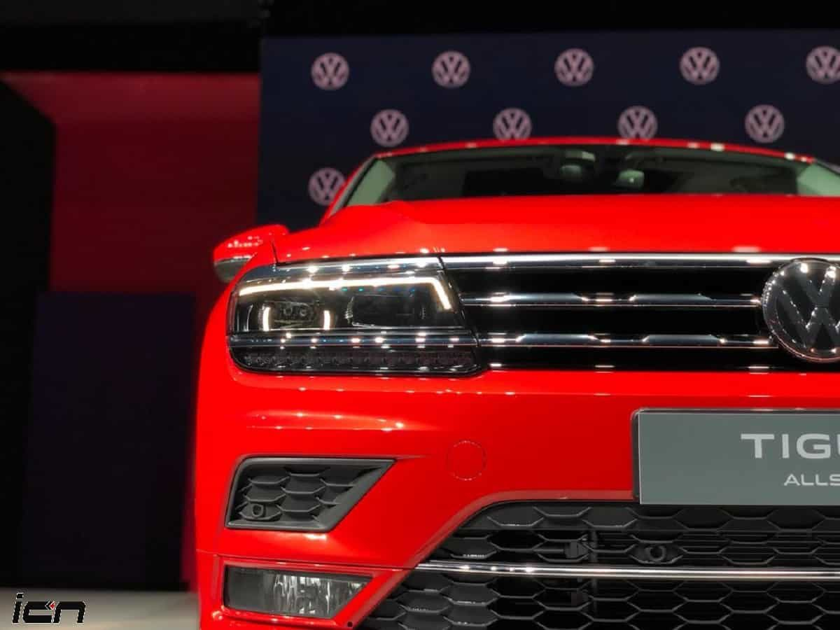 2021 Volkswagen Tiguan facelift Teased; New Details