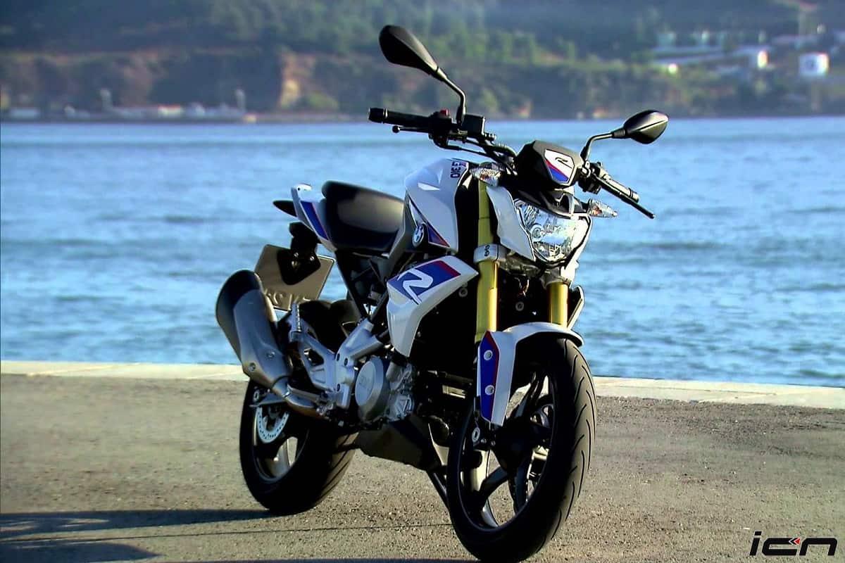 2020 BMW G310 R Price