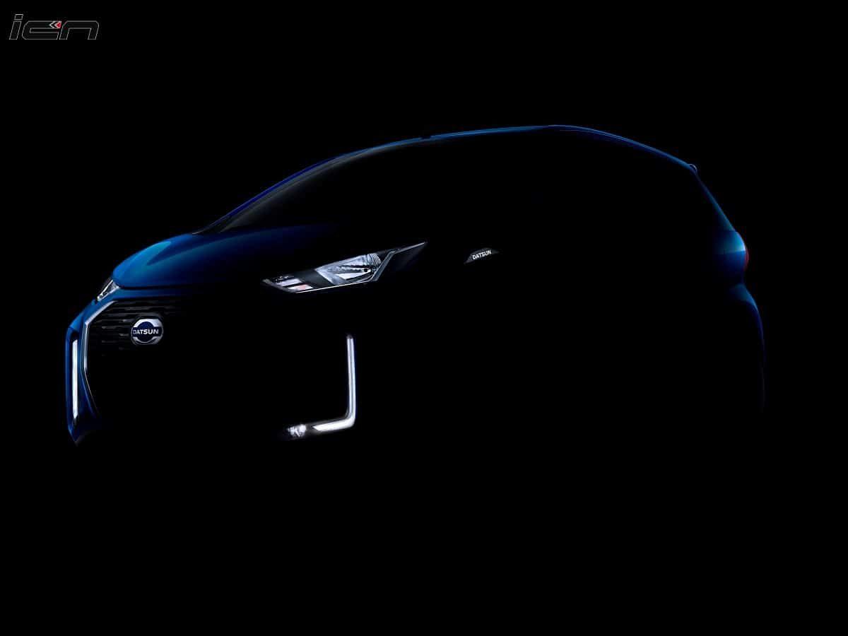 2020 Datsun redi-Go teaser