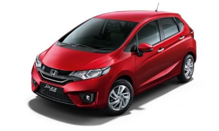 2020 Honda Jazz BS6 (1)