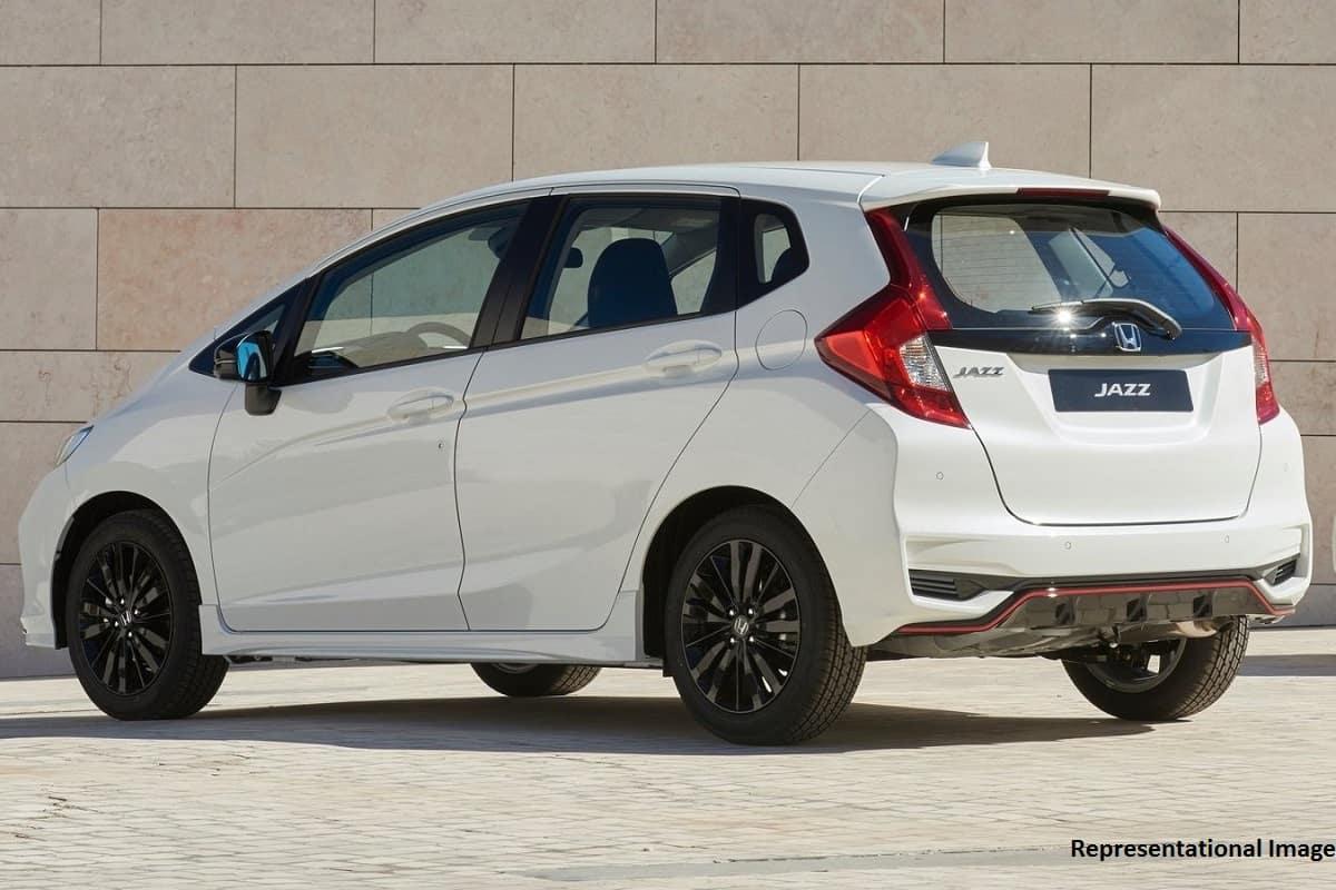 2020 Honda Jazz BS6