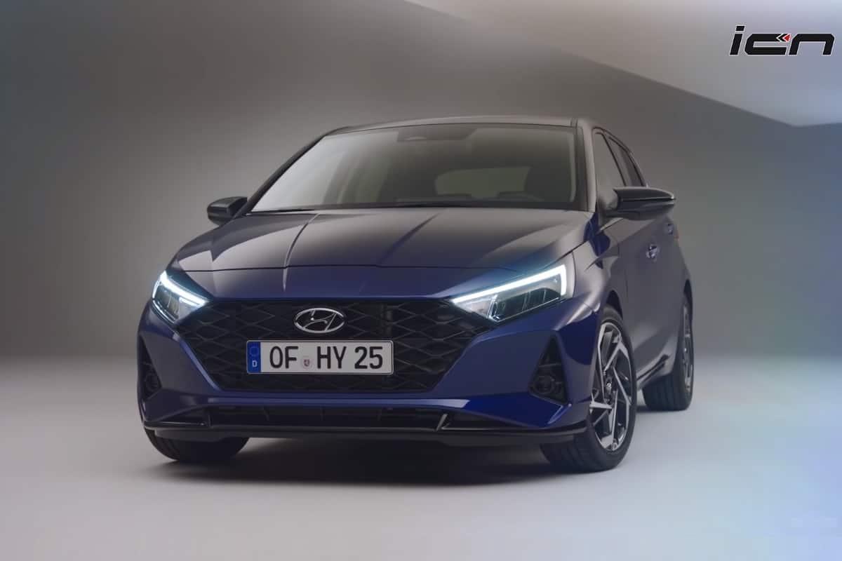2020 Hyundai i20 India Launch