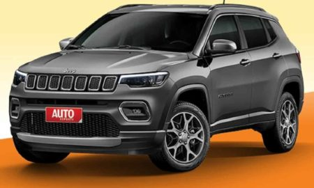 2020 Jeep Compass Launch