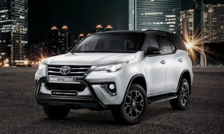 2020 Toyota Fortuner Epic