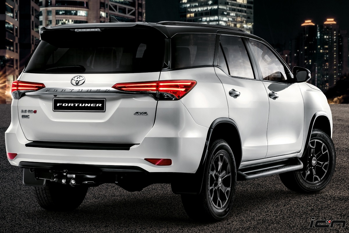 2020 Toyota Fortuner Epic Revealed- Key Features Explained