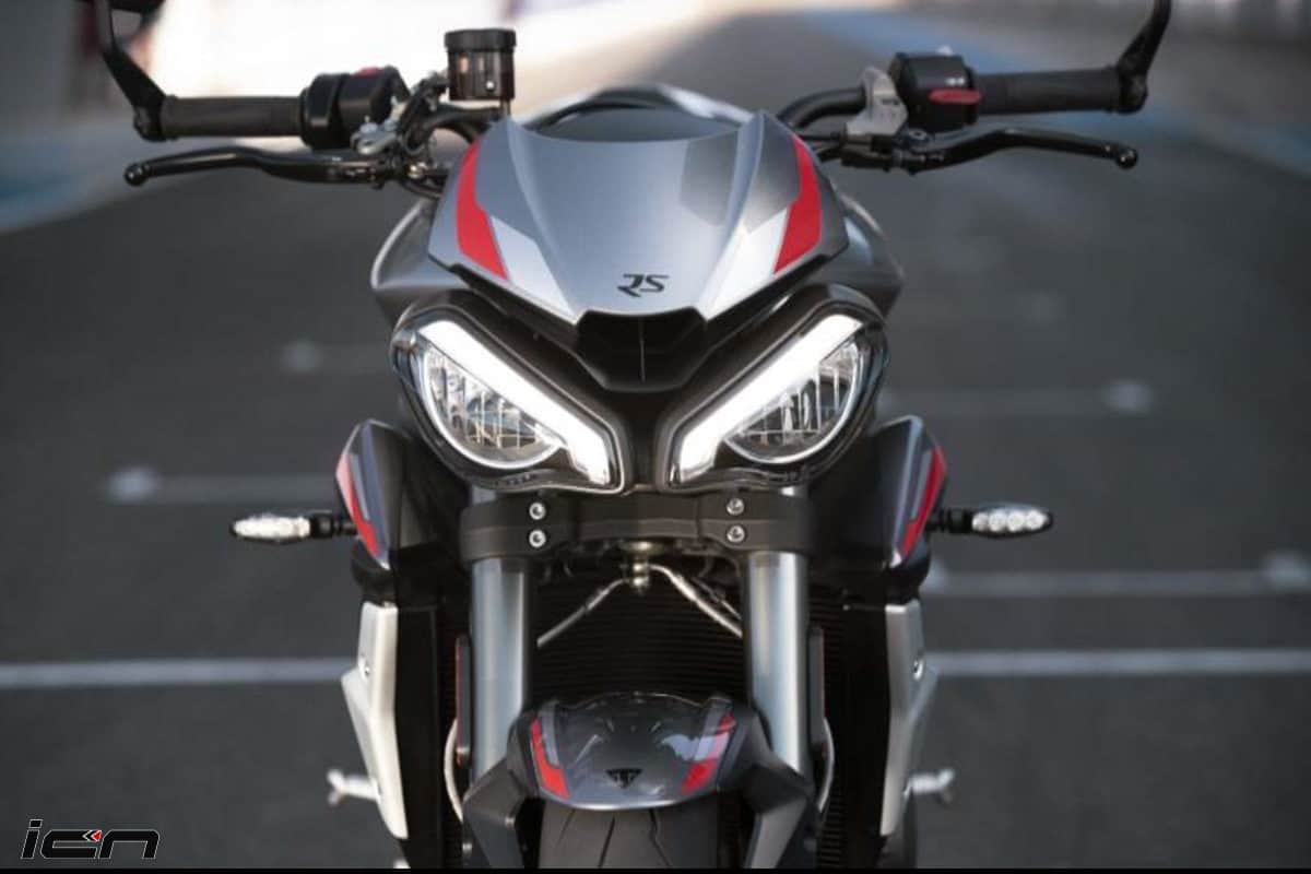 2020 Triumph Street Triple RS Features