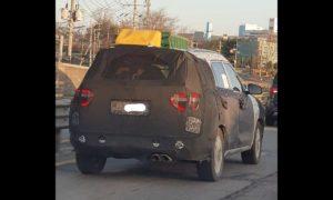 2021 Hyundai Creta 7-Seat Spied