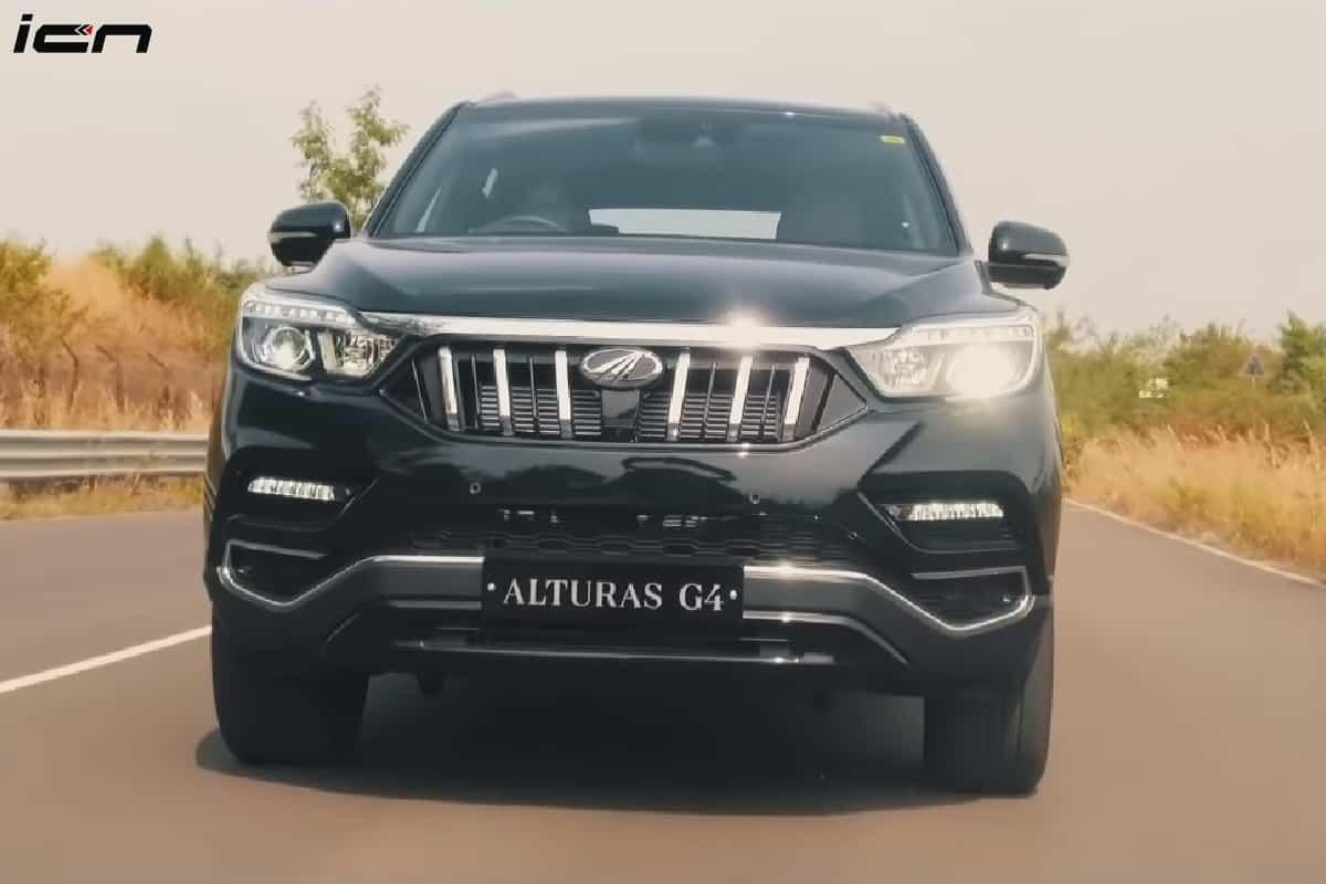 BS6 Mahindra Alturas Price List