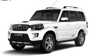 BS6 Mahindra Scorpio Price