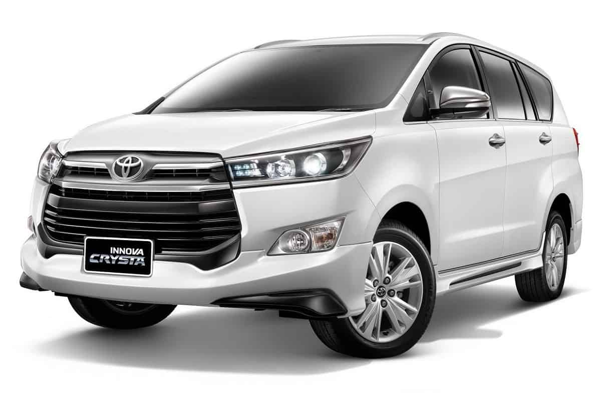 Toyota Innova Crysta, Fortuner, Glanza Get Special Finance Offers