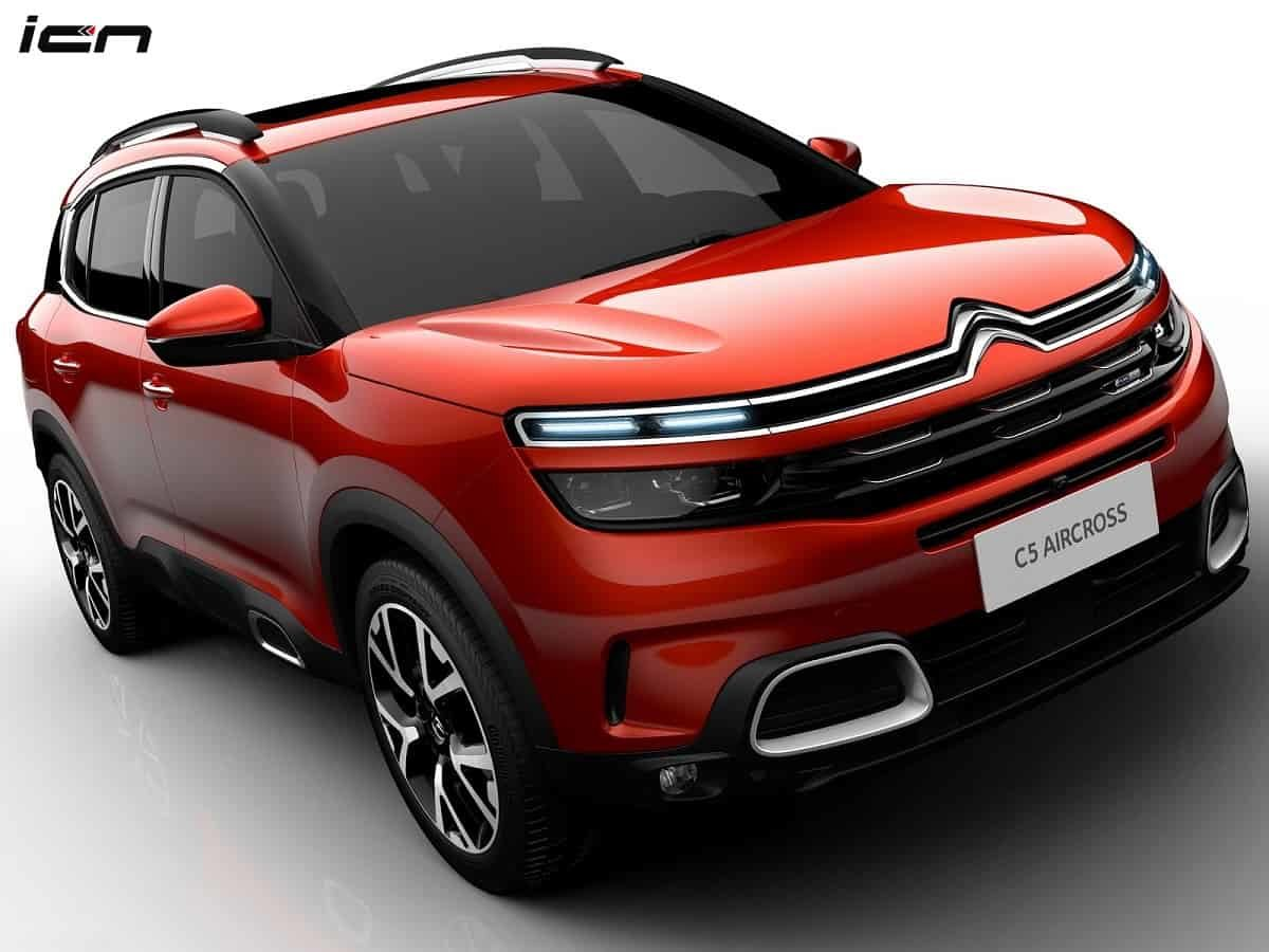 Citroen C5 Aircross Engine Spec
