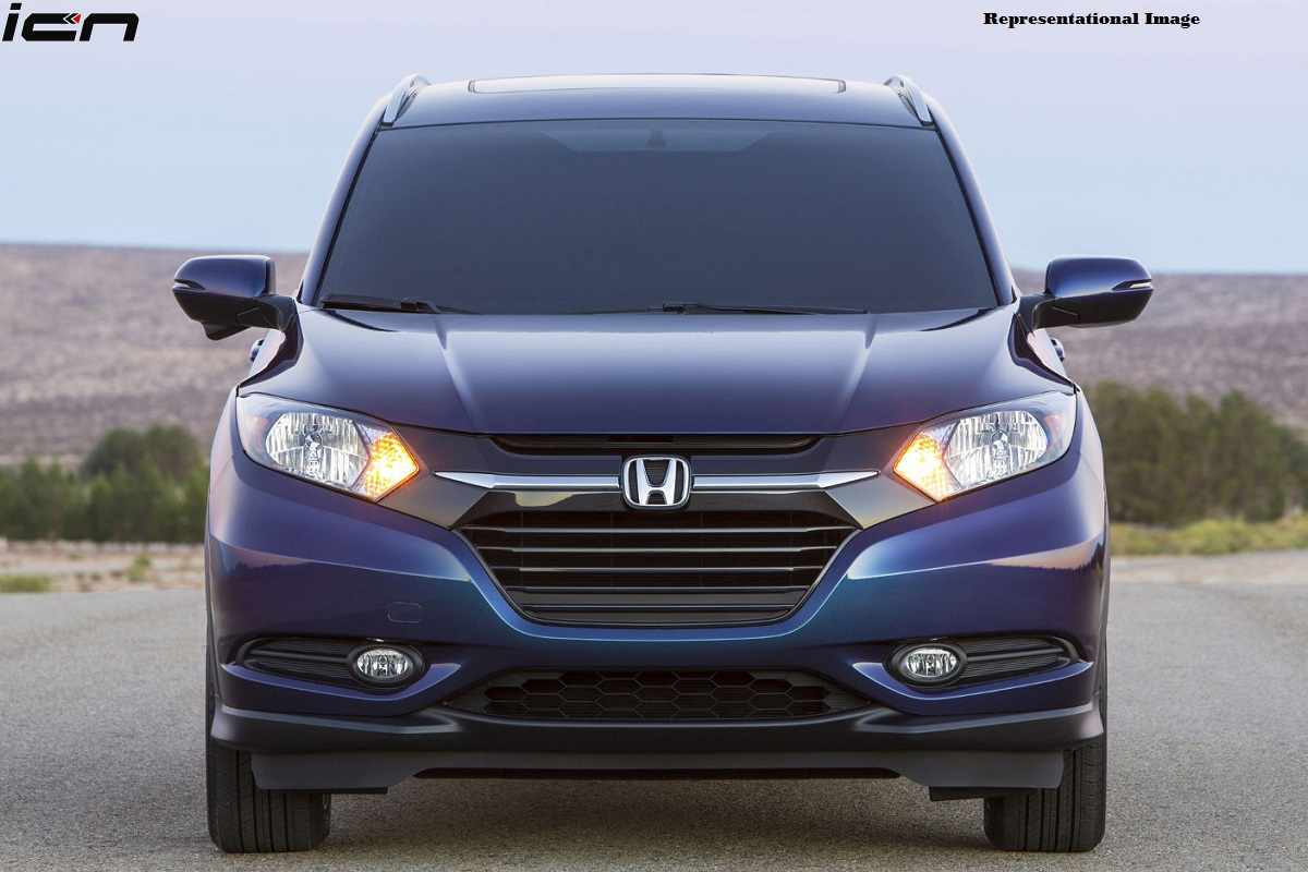 Honda Readying All-New Global SUV To Rival Kia Seltos