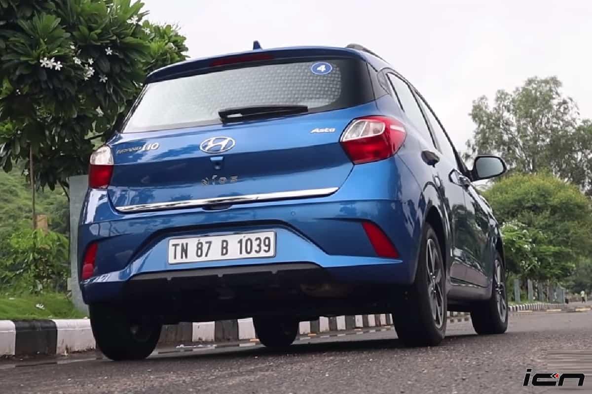Hyundai Grand i10 Nios Variants