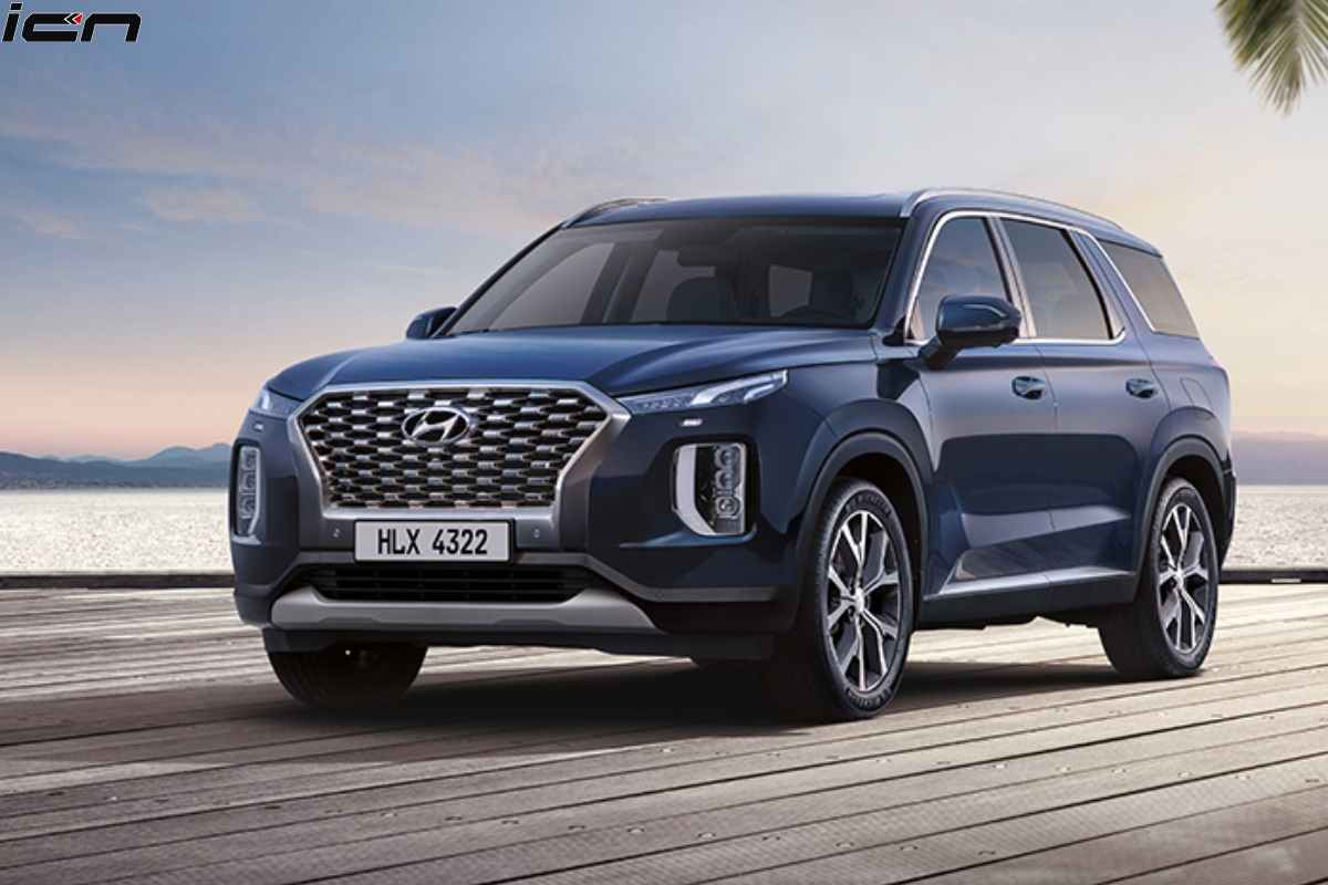 Hyundai Palisade 7-Seater SUV Might Be Launched in India