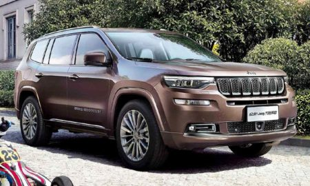 Jeep Grand Compass 7 Seater SUV