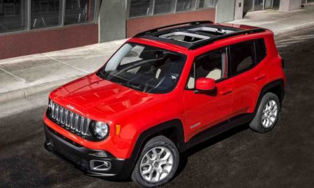 Jeep Renegade Second Gen