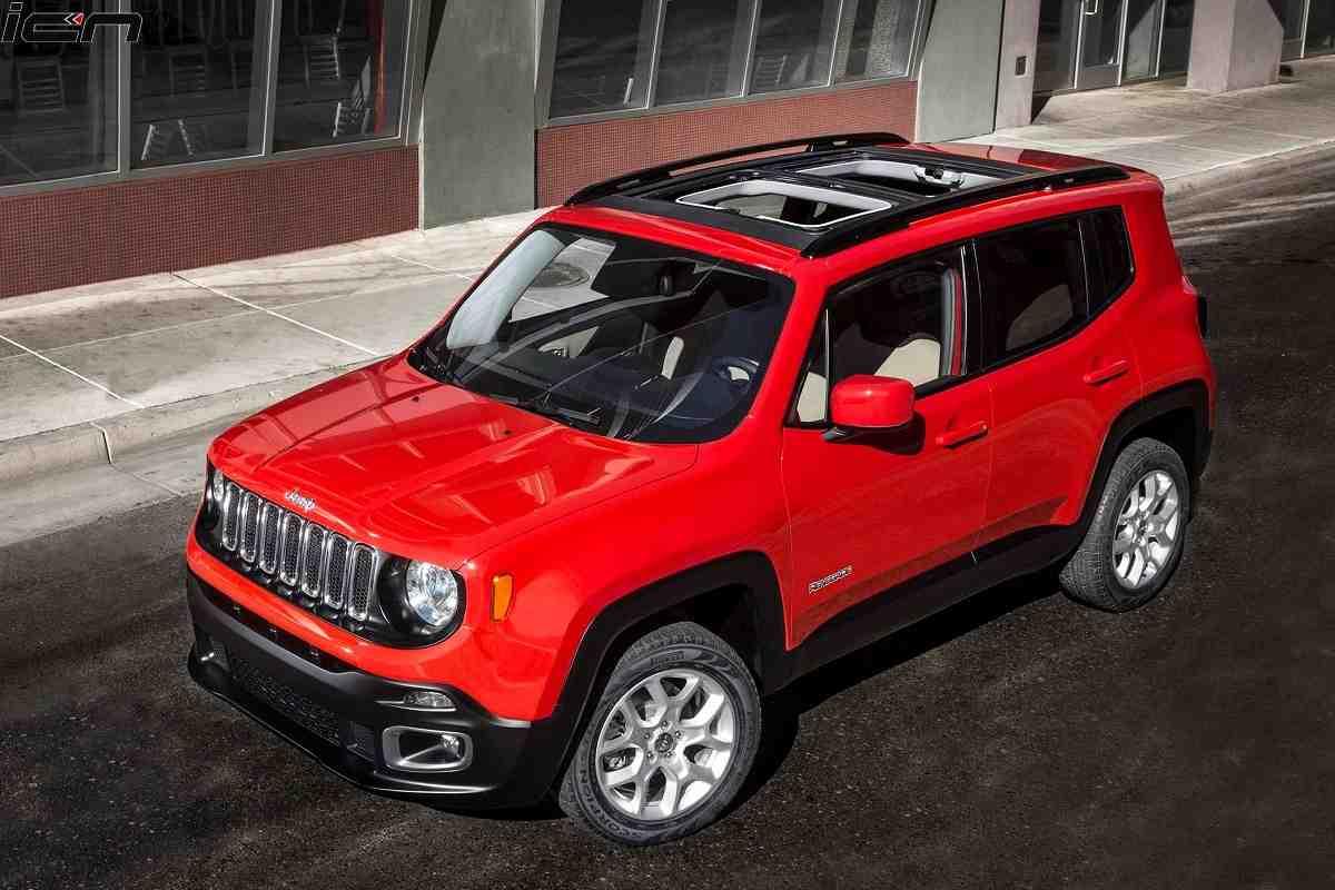 Jeep Renegade Second Gen