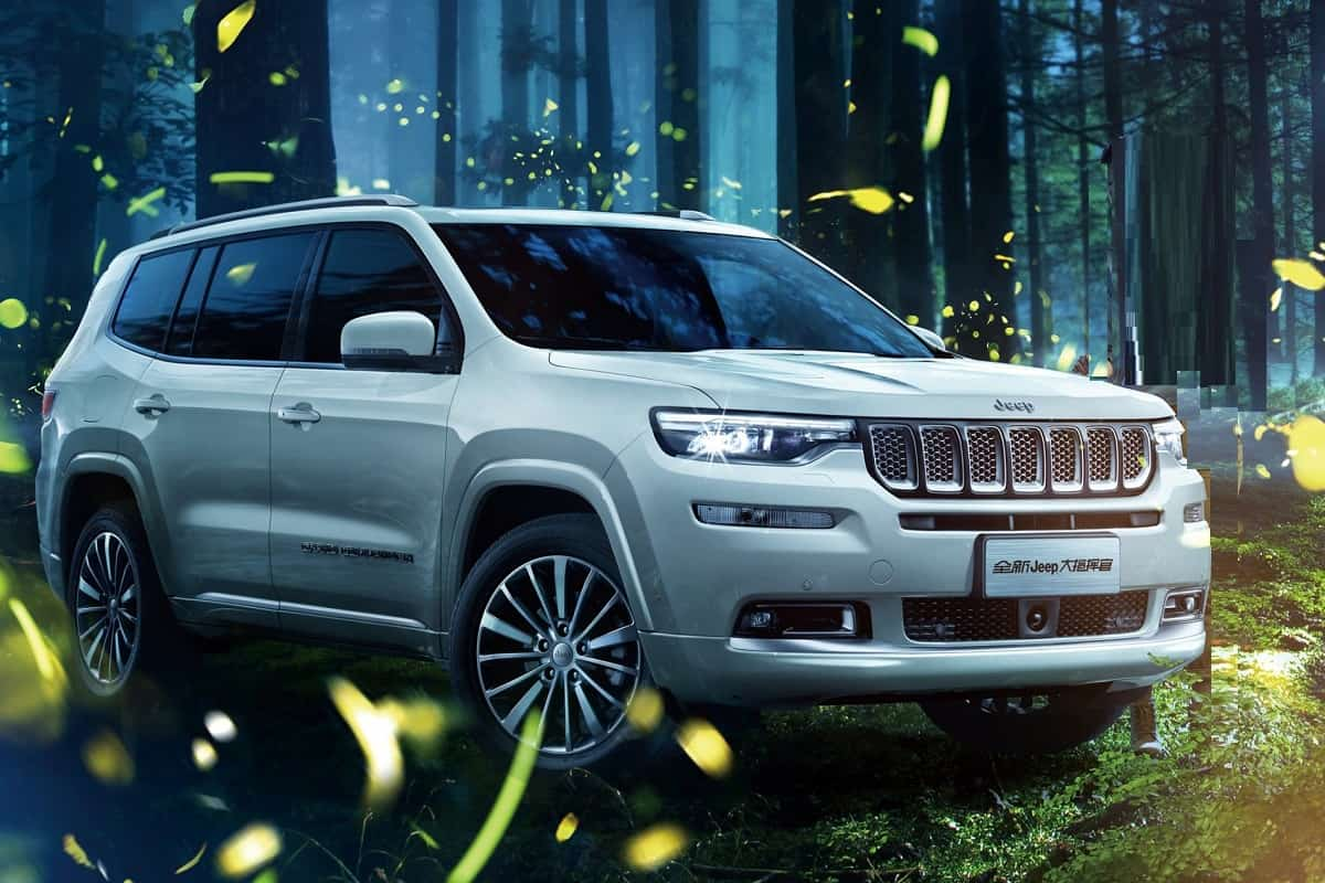 3 New Jeep Suvs Confirmed For India