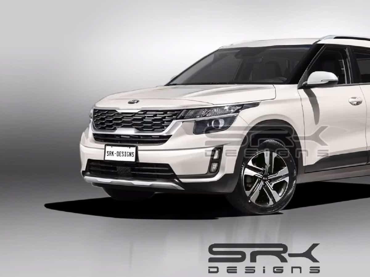 Kia Seltos 7-Seater front