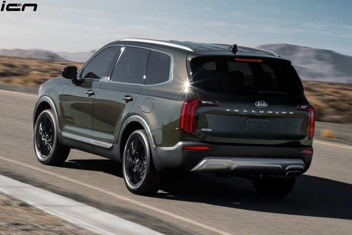 Kia Telluride Is The World Car of the Year 2020