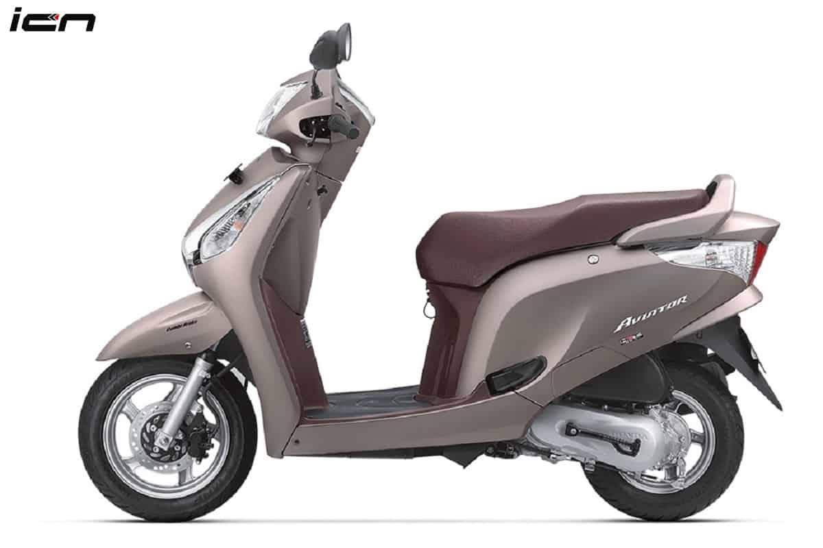 New Honda 110cc Scooter