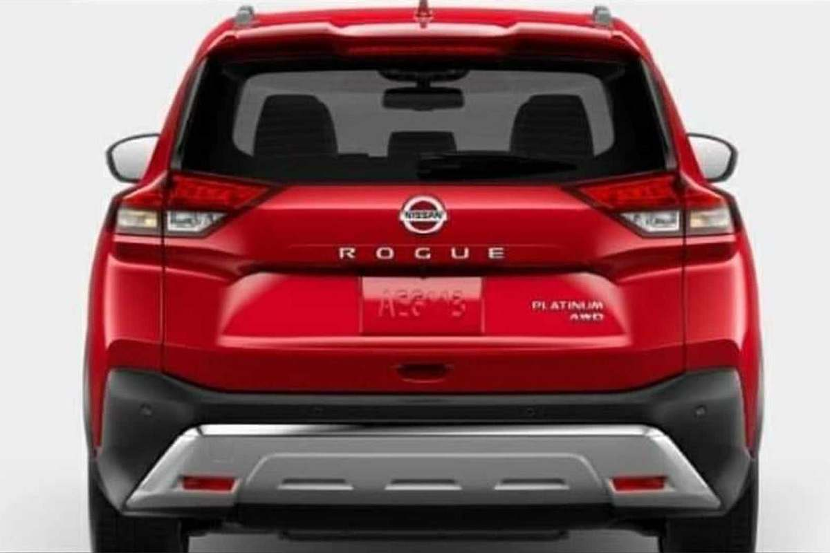 New Nissan X-Trail 2021 (New Rogue) Leaked Online