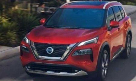 Nissan X-Trail 2021 Leaked