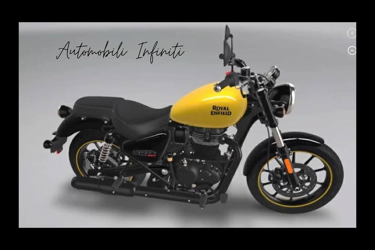RE Meteor 350cc Fireball Price