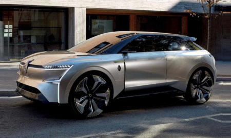 Renault Electric Crossover