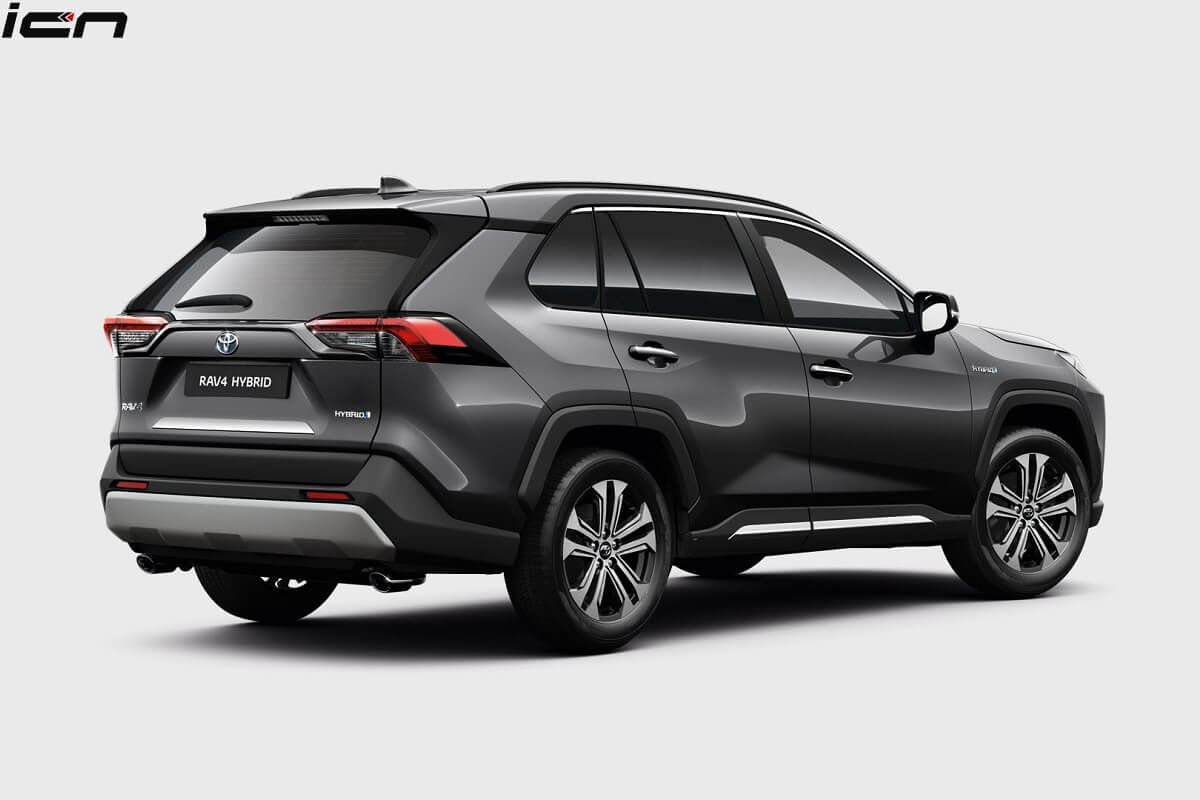 New Toyota SUV Under RAV4 In The Works; Jeep Compass Rival